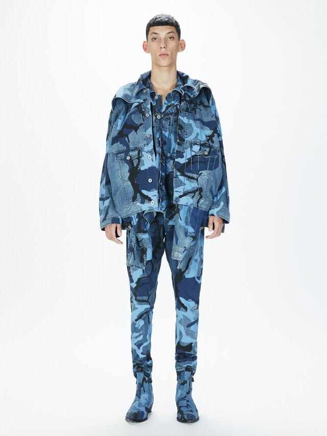 Diesel - SOPKN01, Bleu Chiné - Jeans - Image 7