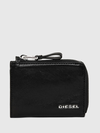Diesel - L-PASSME, Noir - Petits Portefeuilles - Image 1