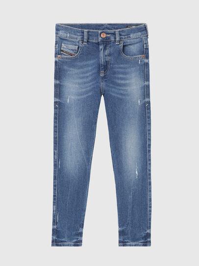 Diesel - D-SLANDY-HIGH-J, Bleu moyen - Jeans - Image 1