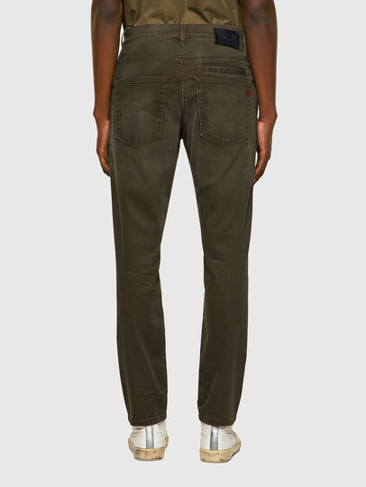 Diesel - D-Fining-Chino 0699P, Vert Militaire - Jeans - Image 2