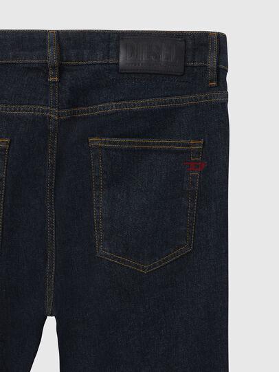 Diesel - D-Strukt A09HF, Bleu Foncé - Jeans - Image 4