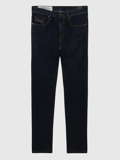 Diesel - D-Strukt A09HF, Bleu Foncé - Jeans - Image 1