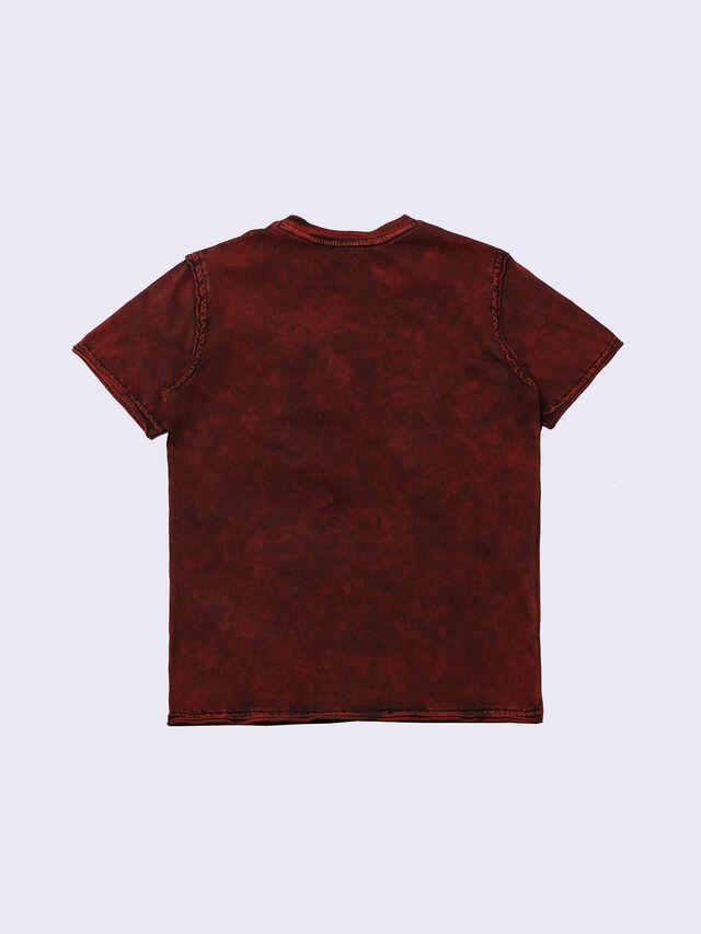Diesel - TIFFOR, Bordeaux - T-shirts et Hauts - Image 2