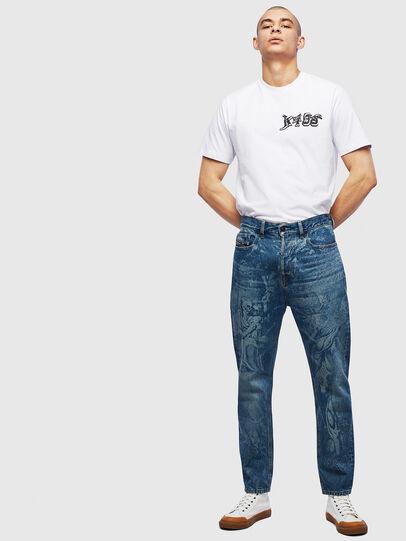 Diesel - T-JUST-T31, Blanc - T-Shirts - Image 6