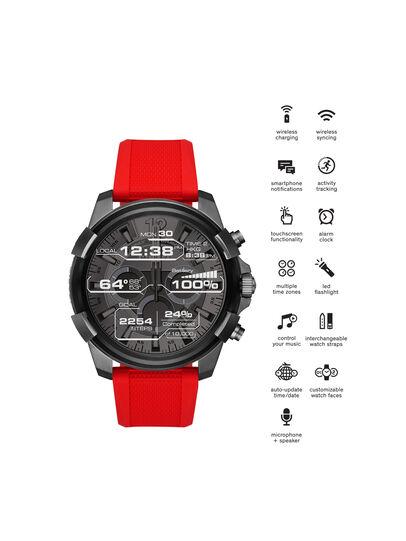 Diesel - DT2006, Rouge - Smartwatches - Image 4