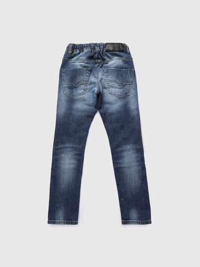 Diesel - KROOLEY-NE-J, Bleu moyen - Jeans - Image 2