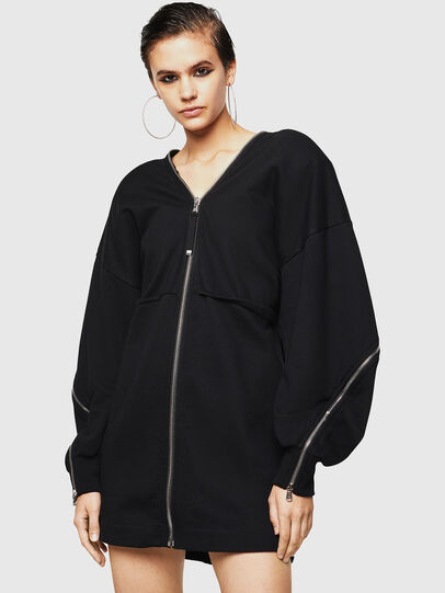Diesel - DOVERIP, Noir - Robes - Image 1