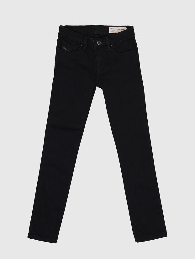 SKINZEE-LOW-J-N, Noir - Jeans