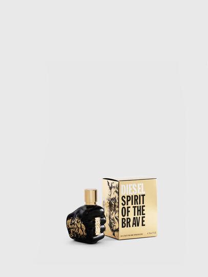 Diesel - SPIRIT OF THE BRAVE 50ML, Noir/Doré - Only The Brave - Image 1