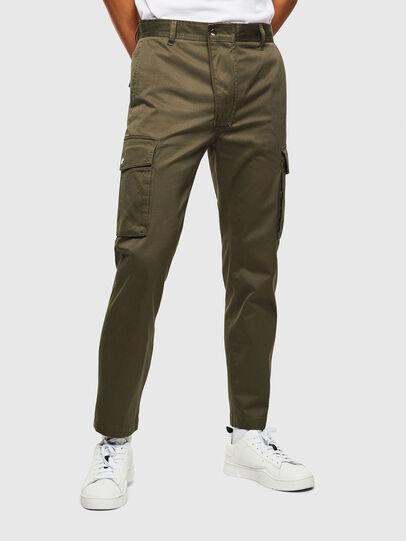 Diesel - P-JARED-CARGO, Vert - Pantalons - Image 1