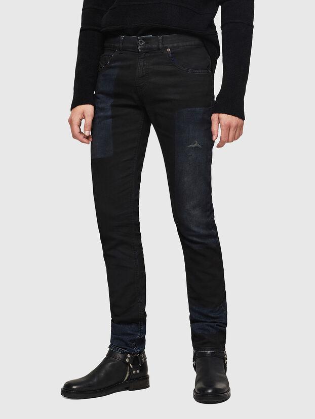 TYPE-2813FS-NE, Bleu Foncé - Jeans