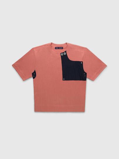 Diesel - PR-TS02, Rose - T-Shirts - Image 1
