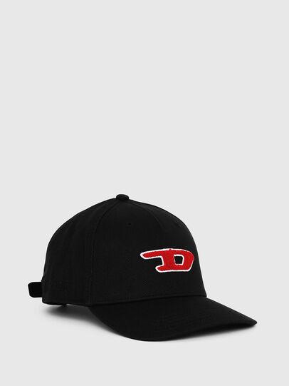 Diesel - C-DIGRA, Noir - Chapeaux - Image 1