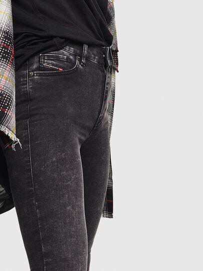 Diesel - D-Roisin 069FW, Noir/Gris foncé - Jeans - Image 4