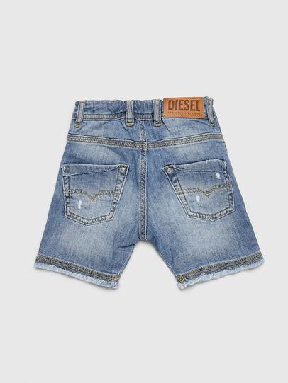Diesel - PROOLYB-A-N, Bleu Clair - Shorts - Image 2