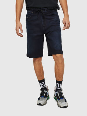 D-WILLOH CB JOGGJEANS, Bleu Foncé - Shorts