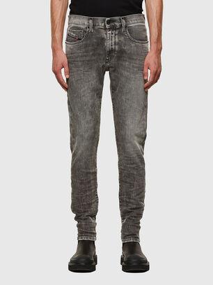 D-Strukt 009KA, Gris Clair - Jeans