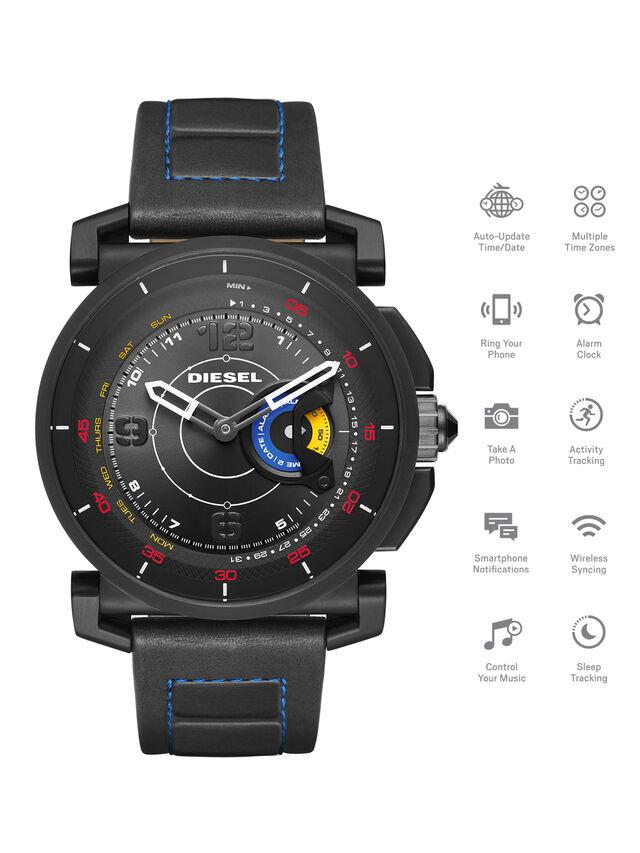 Diesel - DT1001, Noir - Smartwatches - Image 1