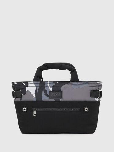Petit sac cartable avec motif camouflage