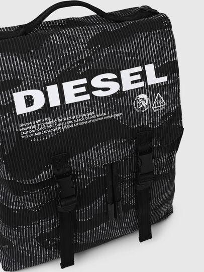 Diesel - VOLPAGO BACK, Noir - Sacs à dos - Image 5