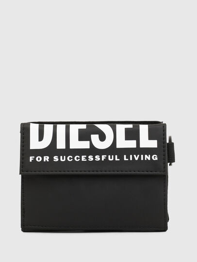 Diesel - YOSHI II, Noir - Petits Portefeuilles - Image 1