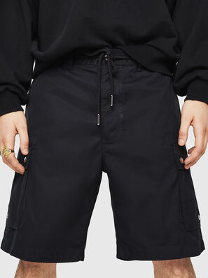 P-AIMI-P, Noir - Shorts