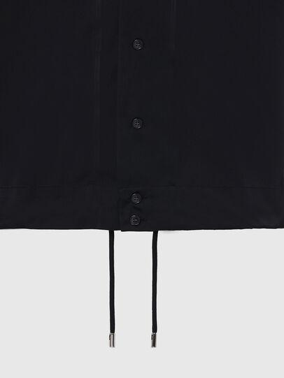 Diesel - S-MOOL-A, Noir - Chemises - Image 4