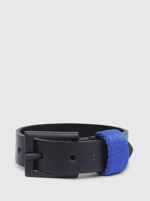 Diesel - A-RZE, Noir/Bleu - Bijoux et Gadgets - Image 1