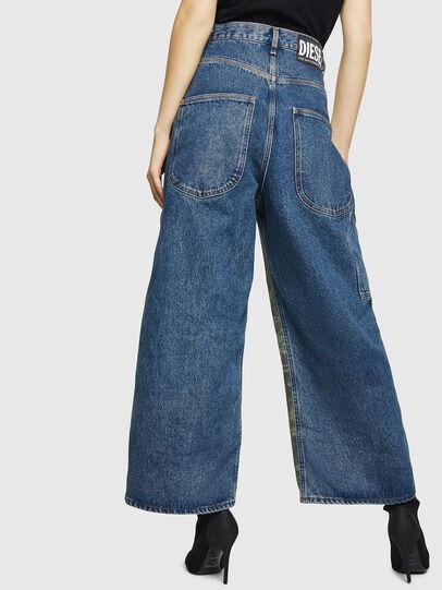 Diesel - D-Luite 0078E, Bleu moyen - Jeans - Image 2