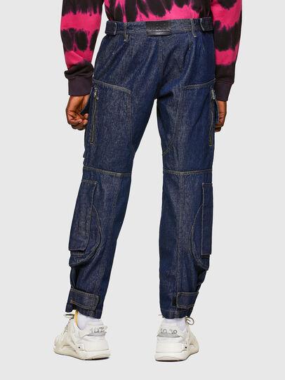 Diesel - D-KARGO, Bleu moyen - Pantalons - Image 2