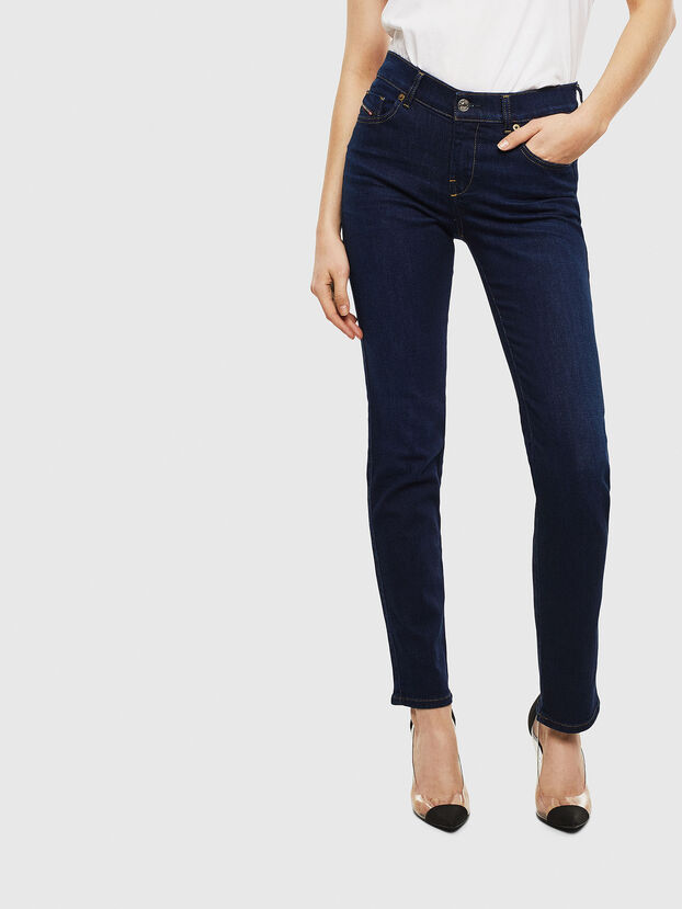 Sandy 0095Y, Bleu Foncé - Jeans