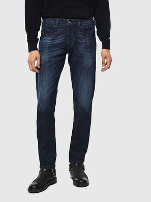 D-Bazer 0095W, Bleu Foncé - Jeans