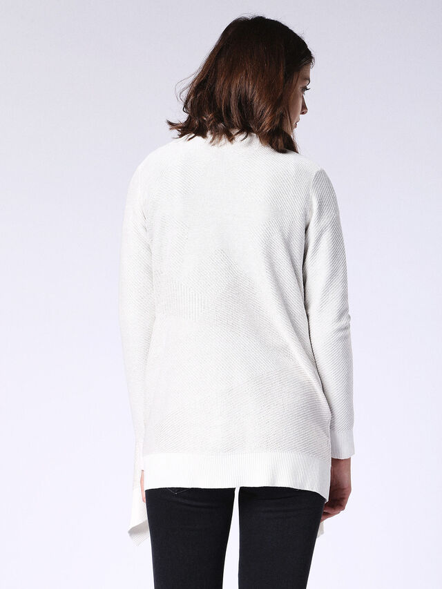 M-STRIPY, Blanc