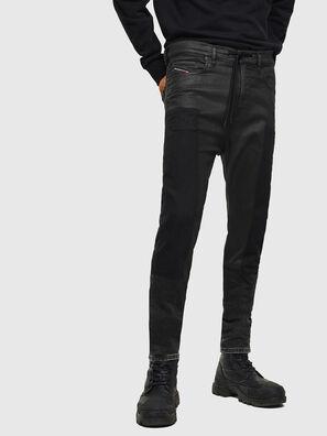 D-Vider JoggJeans 0094P, Bleu Foncé - Jeans