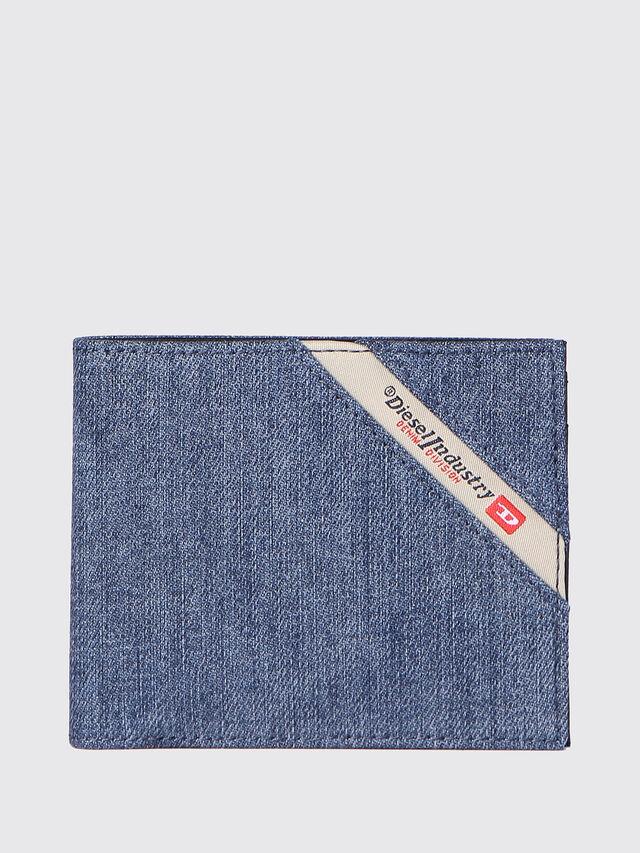 HIRESH S, Jean bleu