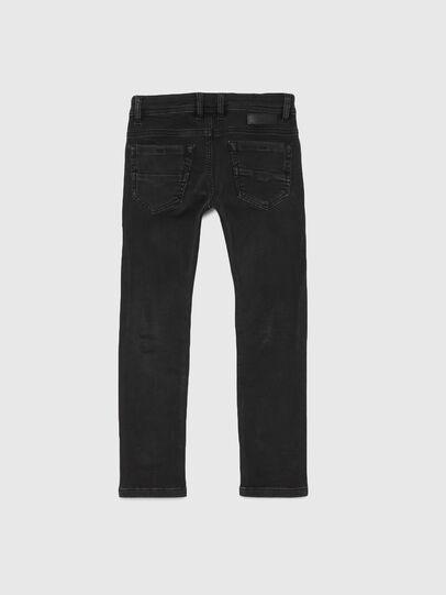 Diesel - THOMMER-J JOGGJEANS, Noir - Jeans - Image 2