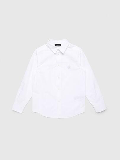 Diesel - CSBILL, Blanc - Chemises - Image 1