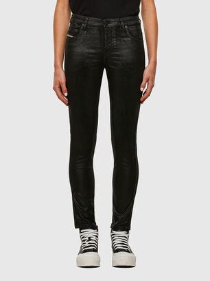 Babhila 069TD, Noir/Gris foncé - Jeans