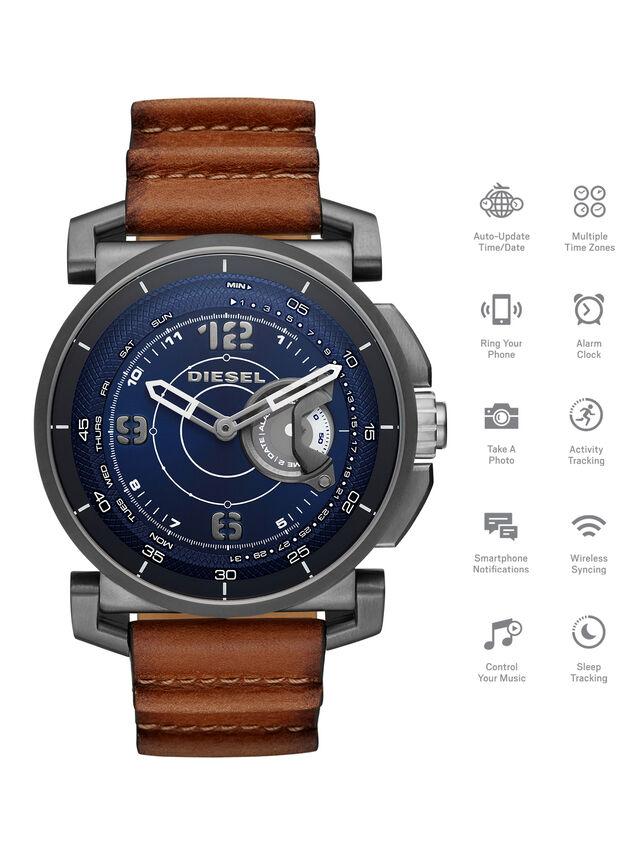 Diesel - DT1003, Marron - Smartwatches - Image 1