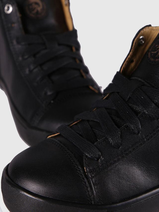 Diesel - SN MID 24 NETISH CH, Noir - Footwear - Image 6