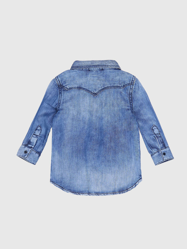 KIDS CITROB, Jean Bleu - Chemises - Image 2