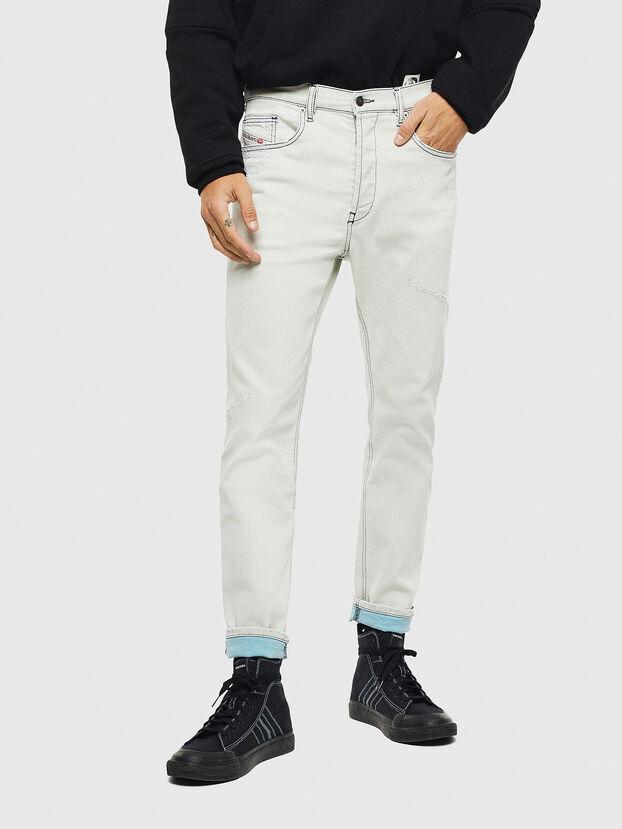 D-Eetar 009BM, Bleu Clair - Jeans
