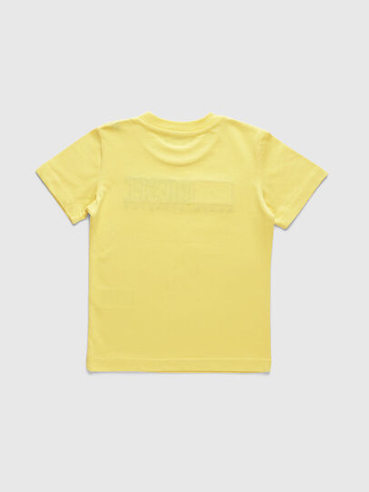 Diesel - TJUSTDIVISIONB-R, Jaune - T-shirts et Hauts - Image 2