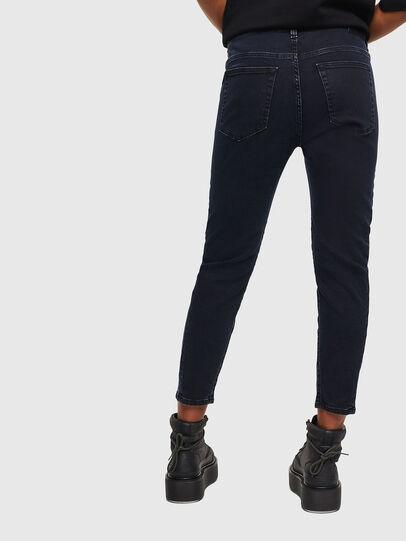 Diesel - Fayza 069GL, Bleu Foncé - Jeans - Image 2