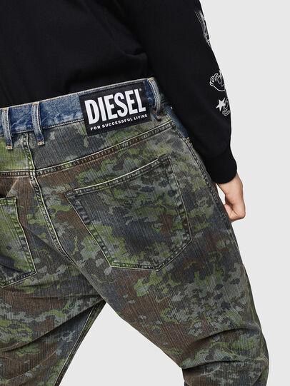 Diesel - D-Vider 0078E, Bleu moyen - Jeans - Image 7