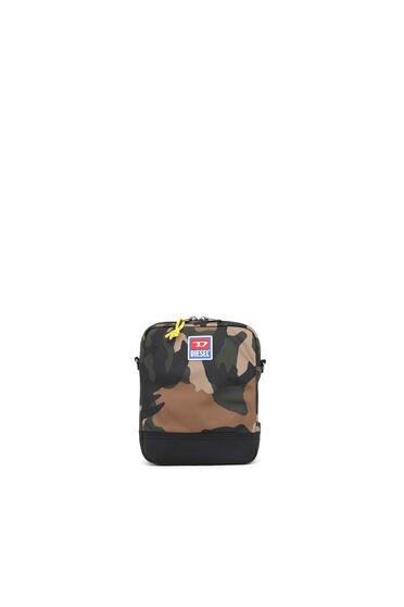 Sac à bandoulière en tissu camouflage