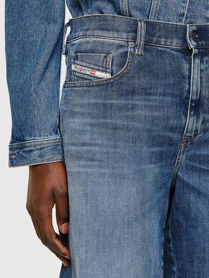 Diesel - D-STRUKT-SHORT, Bleu moyen - Shorts - Image 4