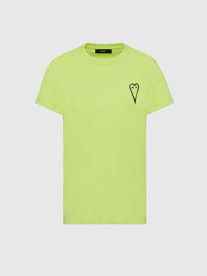 T-SILY-E50, Vert Fluo - T-Shirts