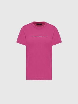 T-SILY-COPY, Fuchsia - T-Shirts