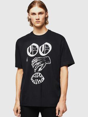 TEORIALE-X2, Noir - T-Shirts